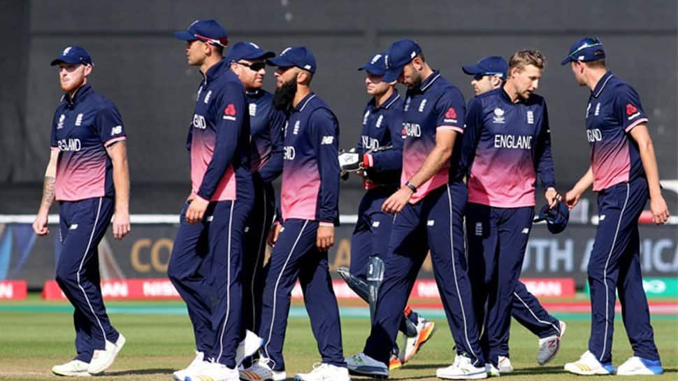 England overtake India to become No. 1 in ODIs