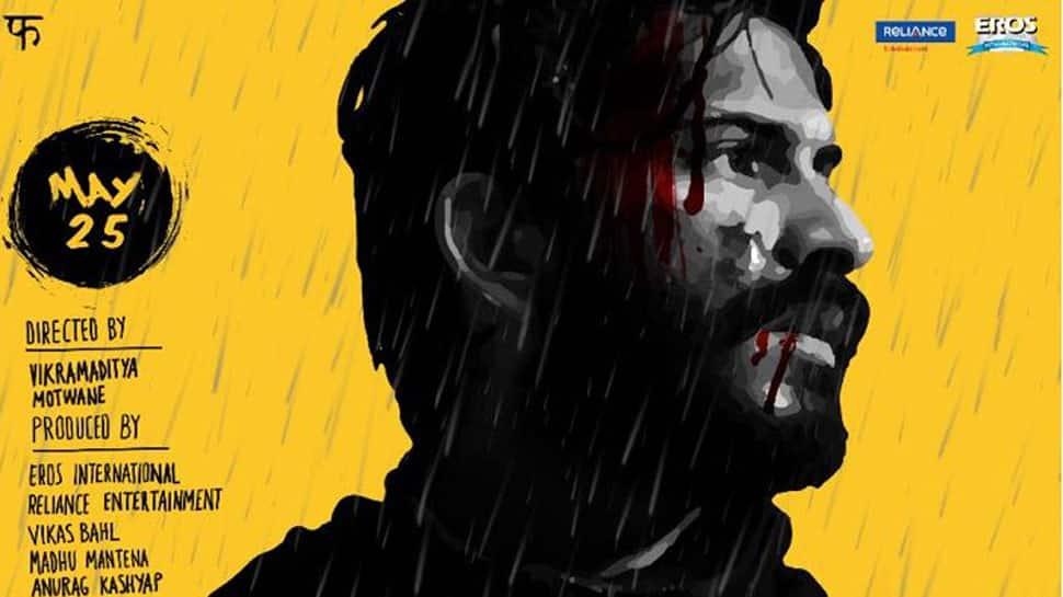 Harshvardhan Kapoor as 'Bhavesh Joshi Superhero' looks intriguing in new poster