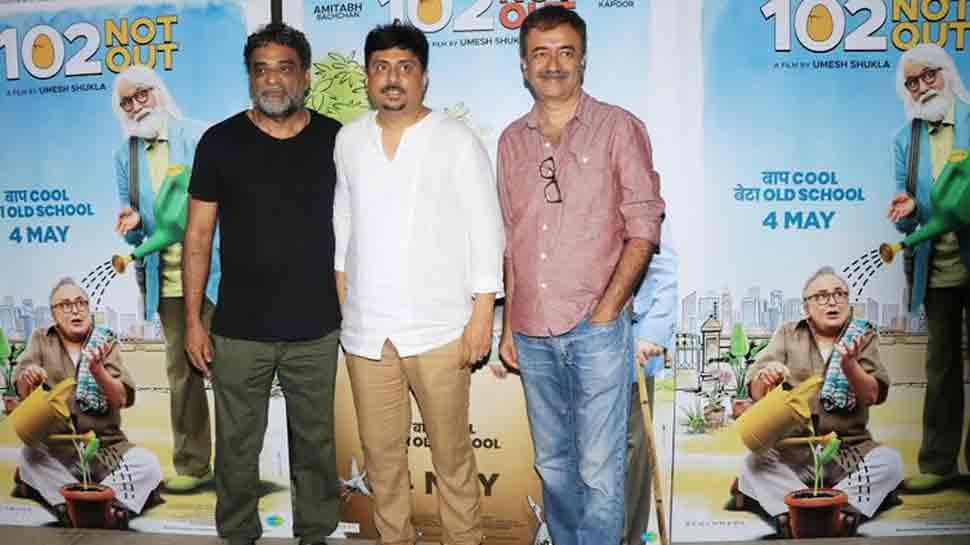 Aishwarya Rai Bachchan-Abhishek Bachchan, Ranbir Kapoor attend '102 Not Out' screening — In Pics