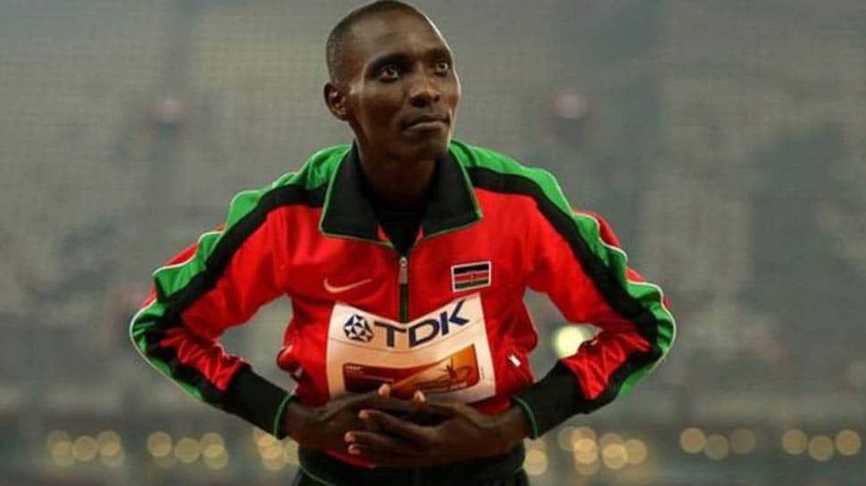 Kenyan champion Asbel Kiprop denies doping after positive test
