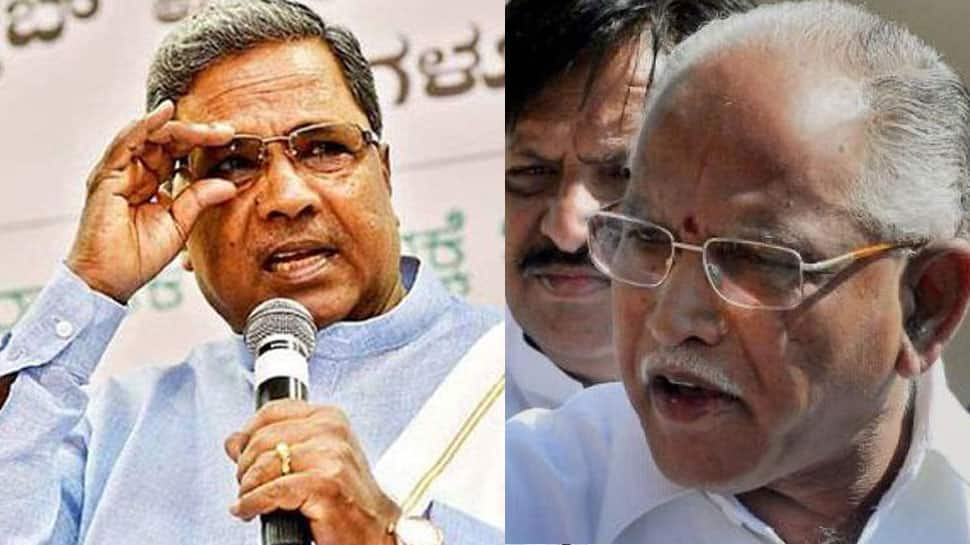 BJP's recipe for power - Sideline Yeddyurappa, get failed UP CM to polarise voters: Siddaramaiah