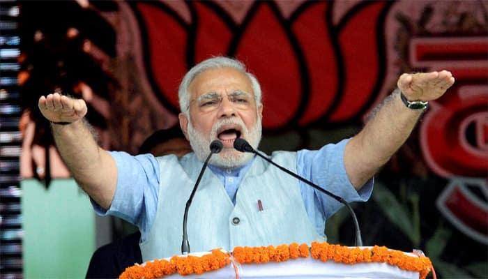 Congress turned Bengaluru from computer capital to crime capital: Narendra Modi