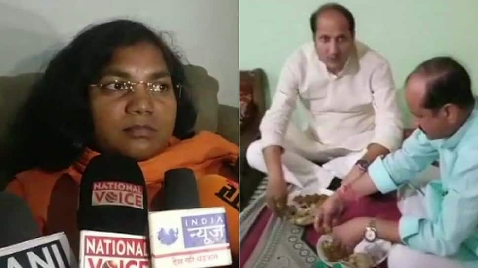 Dalit outreach programme a fake show, won't help: BJP leader Savitri Bai Phule