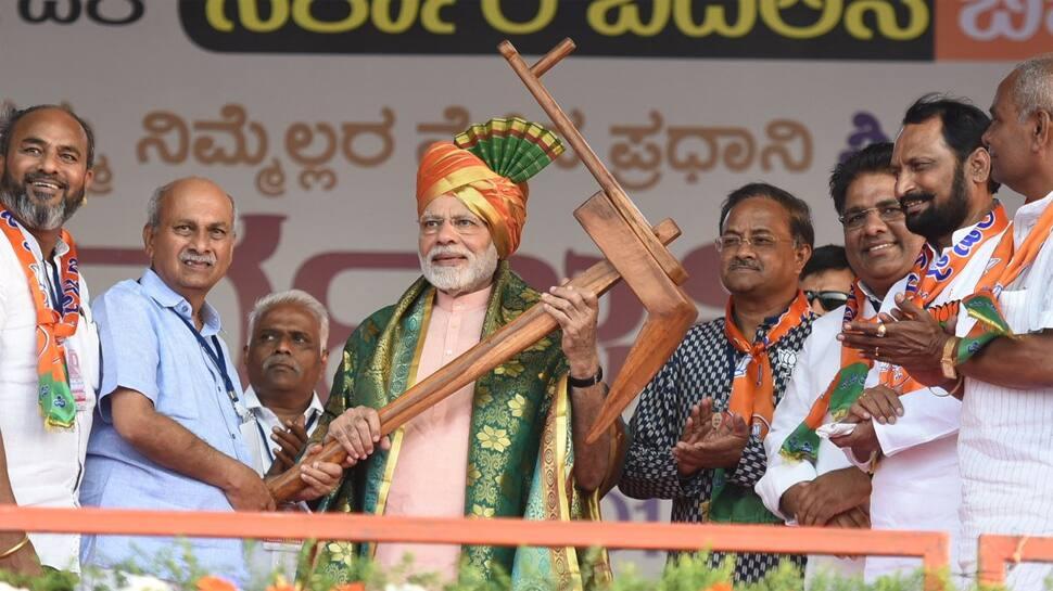 Days after praising HD Deve Gowda, PM Modi now asks Karnataka not to vote for JDS