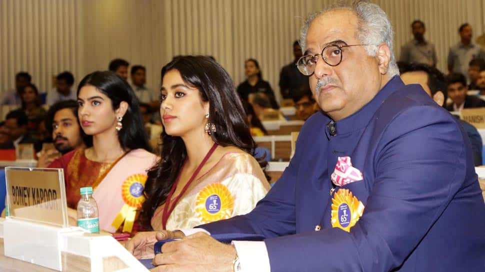 I don't understand what the fuss is about: Boney Kapoor on National Awards row