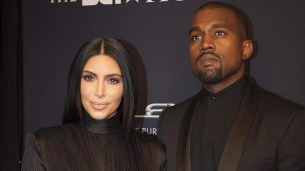 When Kanye West cut call with wife Kim Kardashian