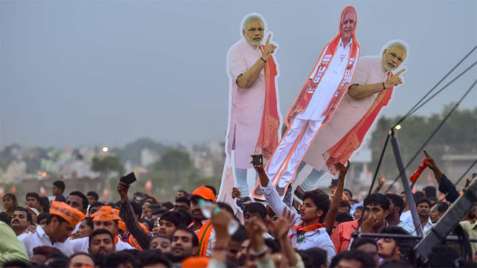 #BJPVachana4Karnataka: BJP releases manifesto for Karnataka assembly elections 2018