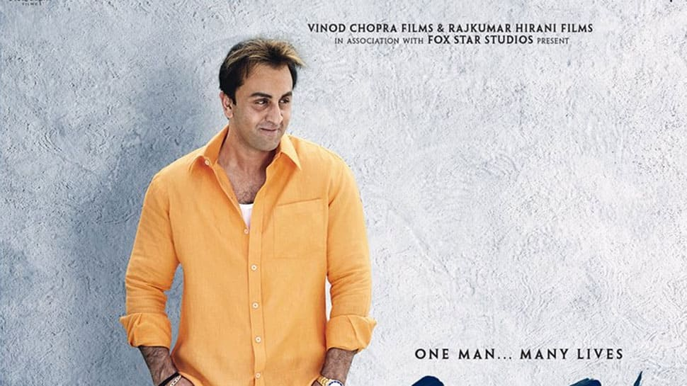 Ranbir Kapoor turns 'Munna Bhai' in new 'Sanju' poster—See ...