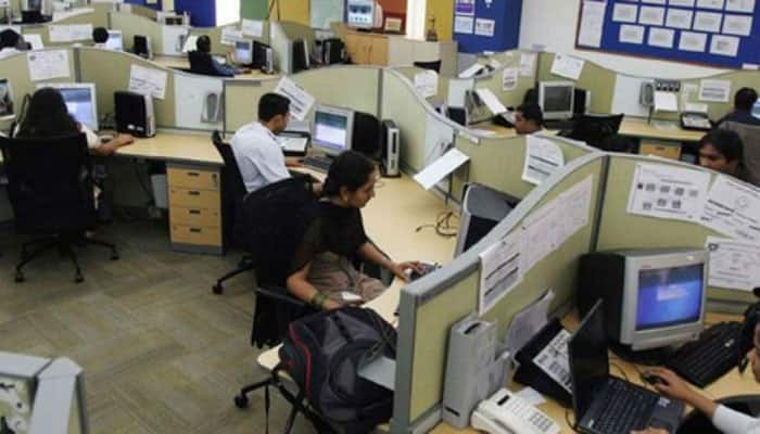 India's services sector activities improve in April; job-creation pace fastest in over 7 years