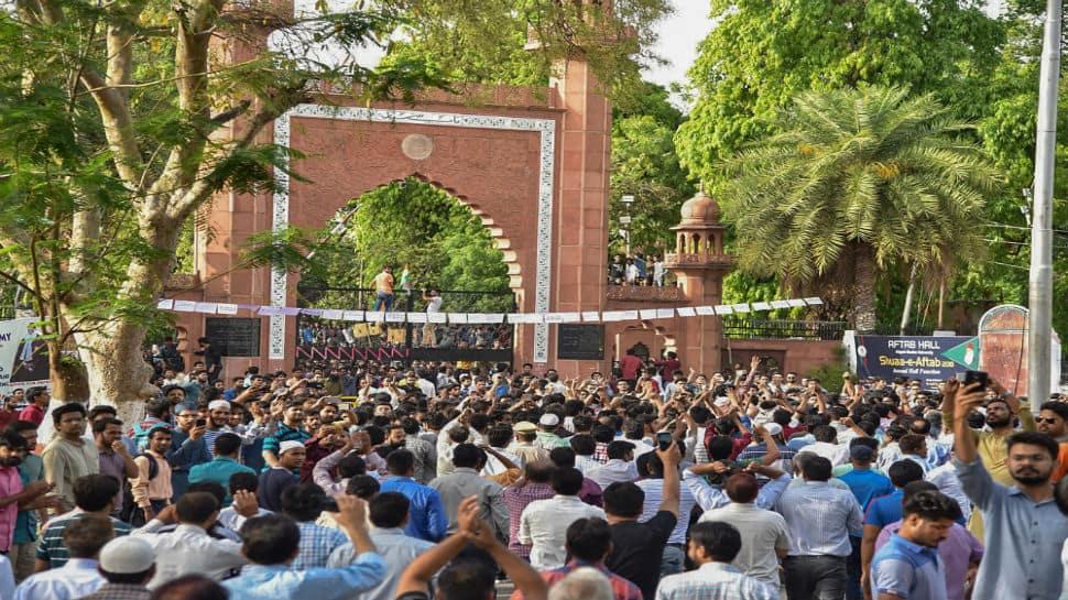 Row over Jinnah in AMU: Muslim Mahasangh in Rampur announces Rs 1 lakh reward for burning photo