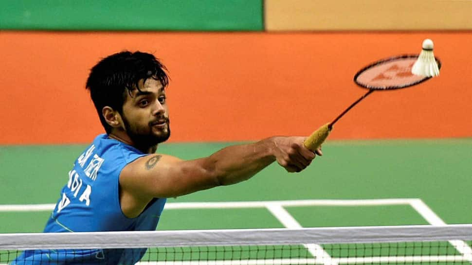 B Sai Praneeth marches on, Sameer Verma crashes out of NZ Open badminton