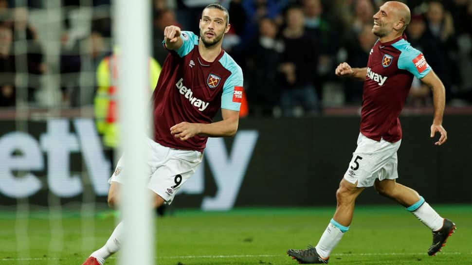 Premier League: Andy Carroll fined for leaving bench during Manchester City match
