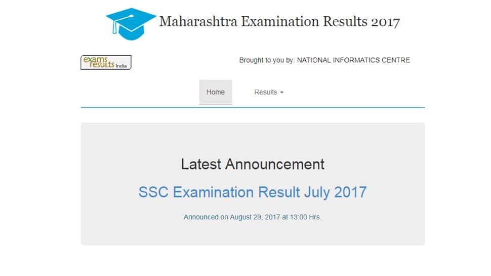 MSBSHSE Maharashtra Board Results 2018: Maharashtra SSC Class 10 Result soon