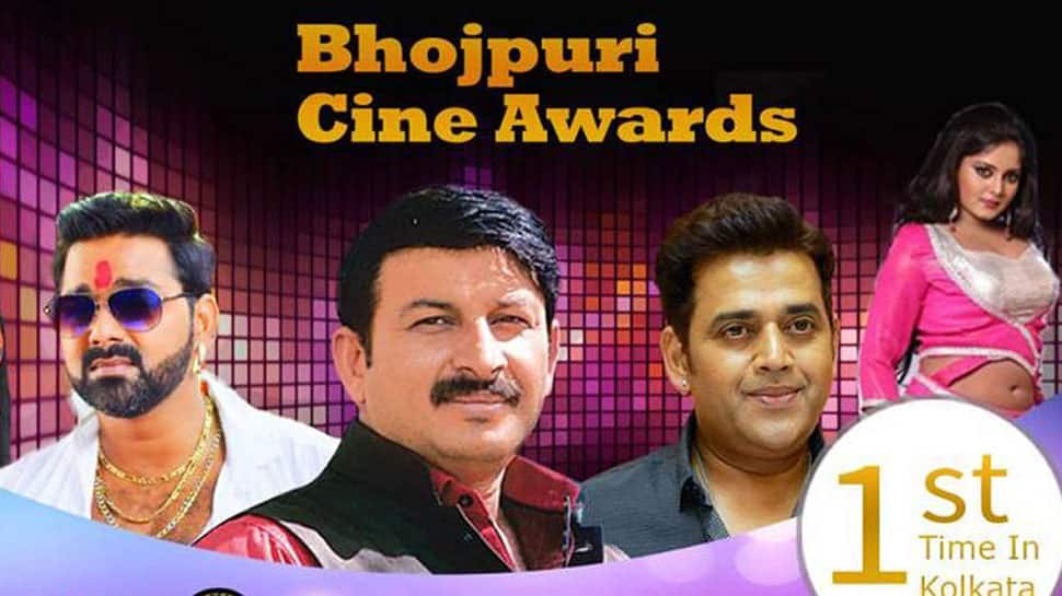 Bhojpuri Cine Awards: Poonam Dubey best supporting actress, Awadhesh best supporting actor, Manoj Tiger best comedian