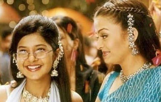 Jennifer Winget Had Once Shared Screen Space With Aishwarya Rai And Abhishek Bachchan Watch Television News Zee News