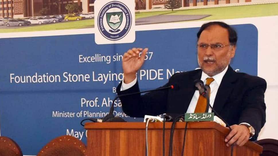 Pakistan's Interior Minister Ahsan Iqbal shot at in suspected assassination bid