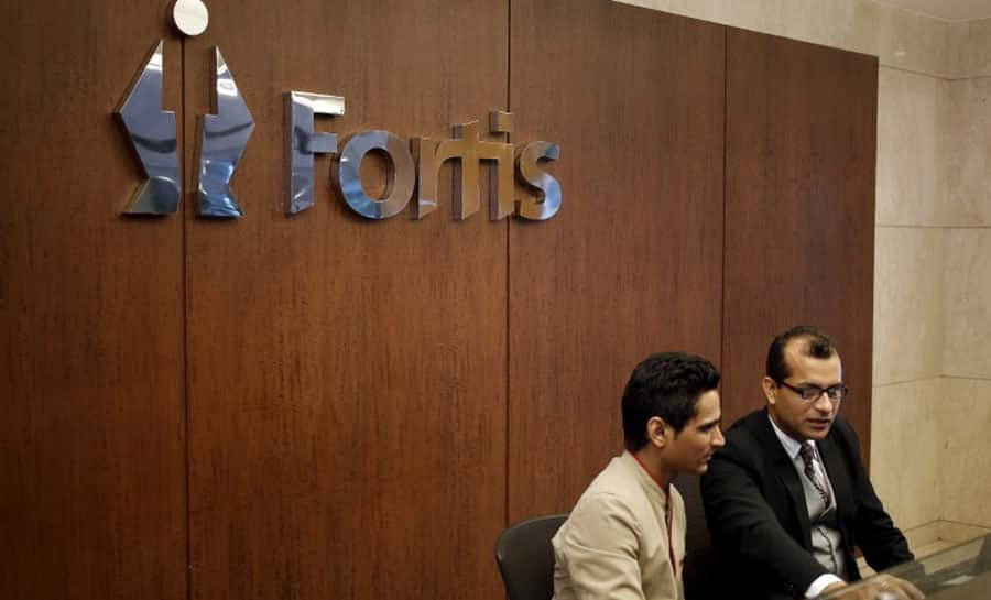 Manipal-TPG's new offer for Fortis, values it at Rs 8,358 crore