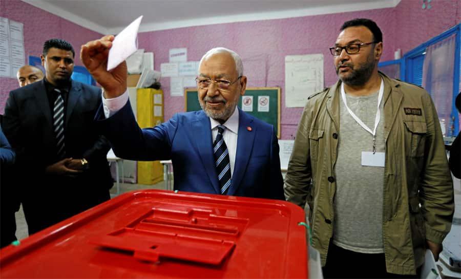 Tunisia's Ennahda claims victory in landmark local elections