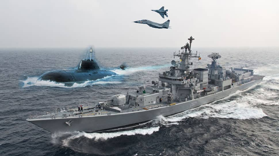 Indian Navy Commander's conference to review Mission-Based Deployments philosophy, discuss ways to improve Teeth-to-Tail ratio