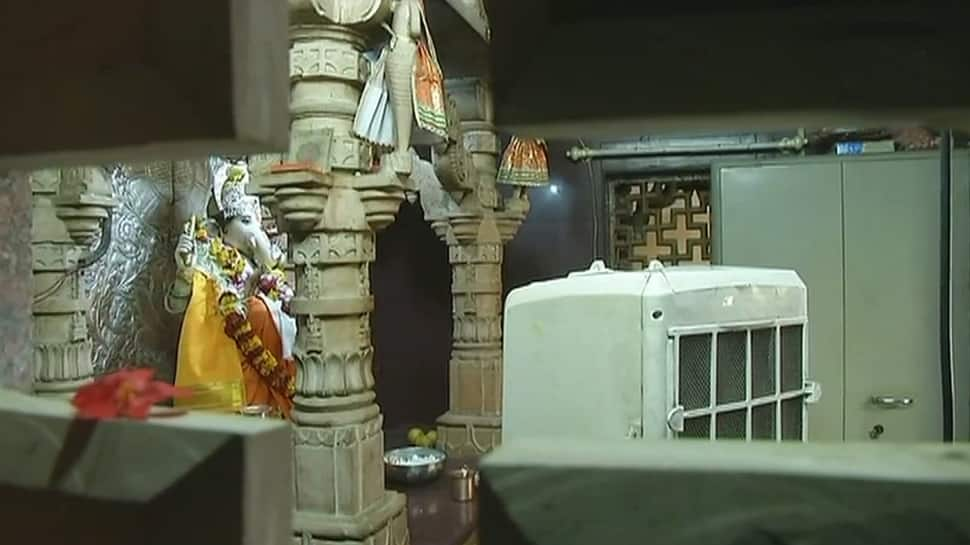 Gods too feel hot like us: Coolers and ACs installed in Kanpur temple