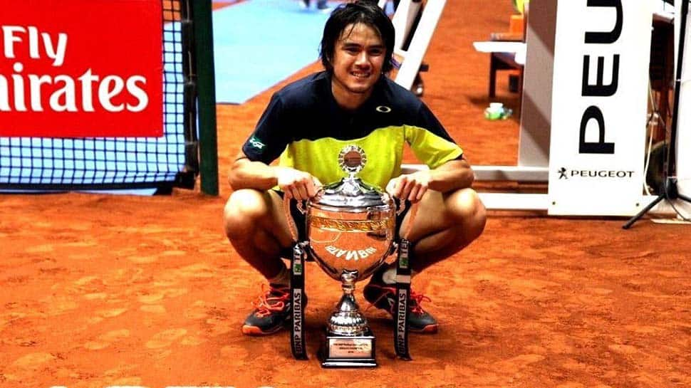 Japan's Taro Daniel wins Istanbul Open to collect maiden ATP title