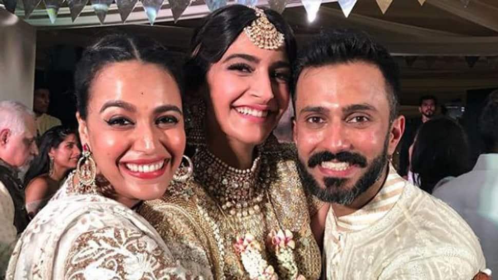 Swara Bhaskar's wish for best friend Sonam Kapoor will give you major BFF goals