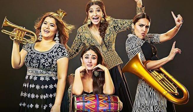 'Veere Di Wedding' girls groove to 'Tareefan' at Sonam Kapoor's sangeet sans Kareena Kapoor