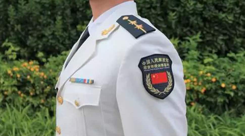 China releases new badge, brassard for personnel serving on its Djibouti naval base