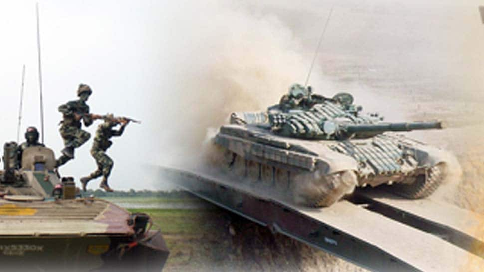 Vijay Prahar: Indian Army fine-tunes its fighting capability in nuclear weapon environment