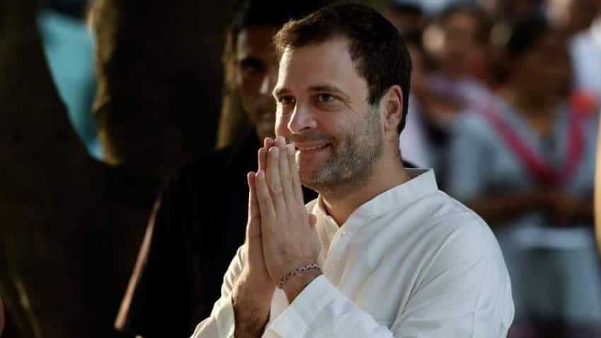 Rahul Gandhi mocks PM Narendra Modi for 'mass-bunk' at Finance Ministry
