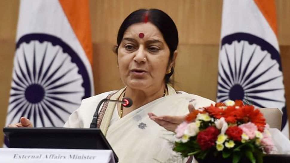 Kailash Mansarovar Yatra resumes via Nathu La: Sushma Swaraj