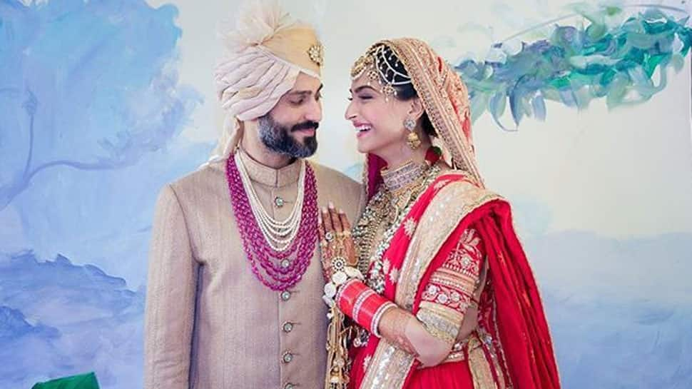 Why Sonam Kapoor said 'Babu Sorry' to Anand Ahuja at the wedding—Watch video