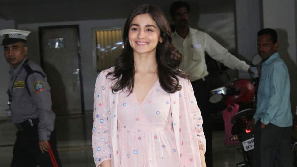 Nothing comes naturally to me: Alia Bhatt
