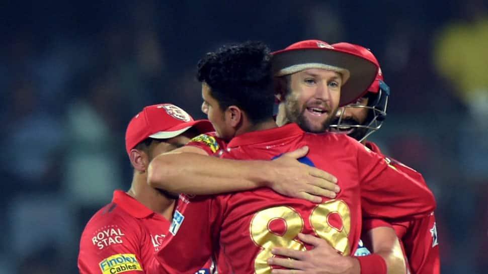 IPL 2018: Andrew Tye, Mujeeb help KXIP claw back against RR