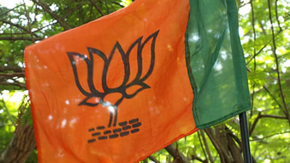 Maharashtra Congress leader Rajendra Gavit joins BJP