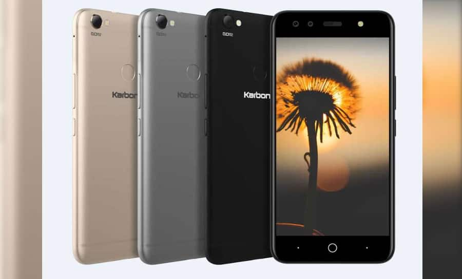 Karbonn Frames S9 with dual front camera launched at Rs 6,790