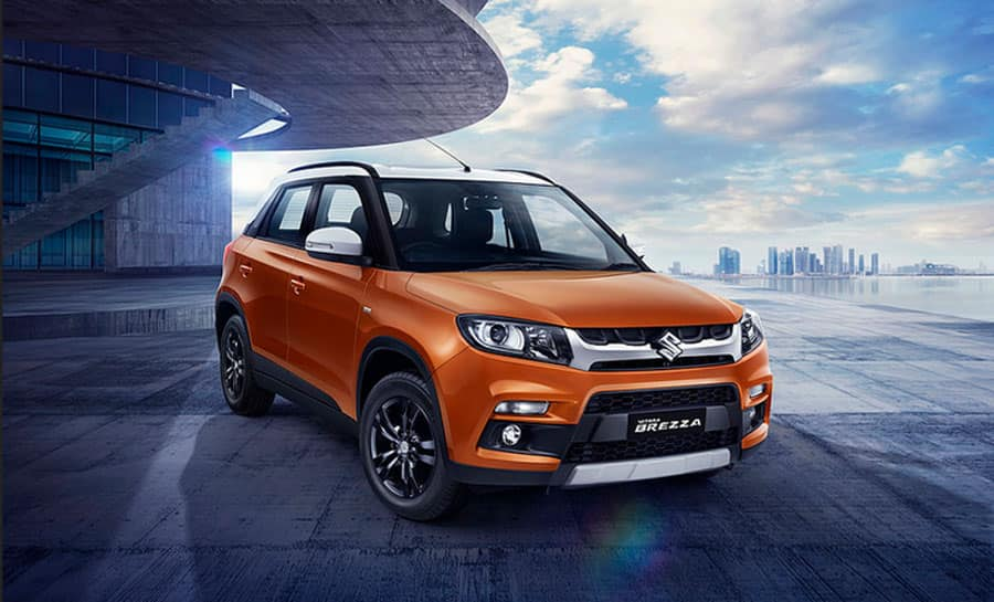 Maruti Vitara Brezza AMT launched in India at Rs 8.54 lakh