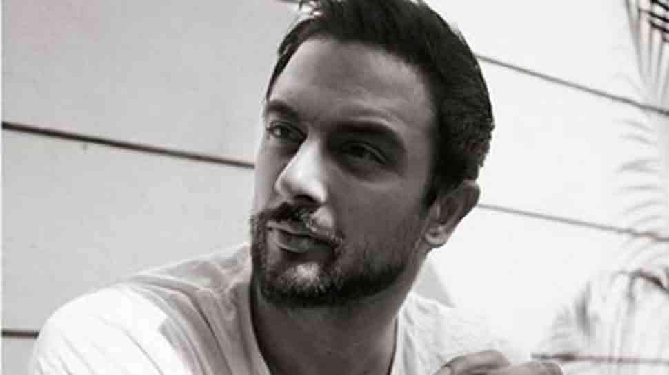 Arunoday Singh begins shoot for web series 'Apharan'