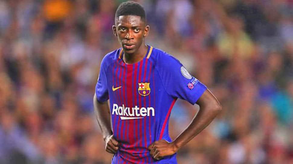 Ousmane Dembele strikes twice as Barcelona thrash Villareal 5-1