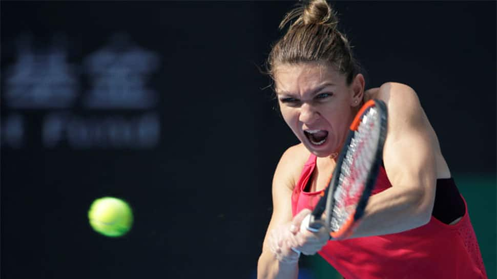 Wozniacki, Muguruza exit, Halep in quarters of Madrid Open