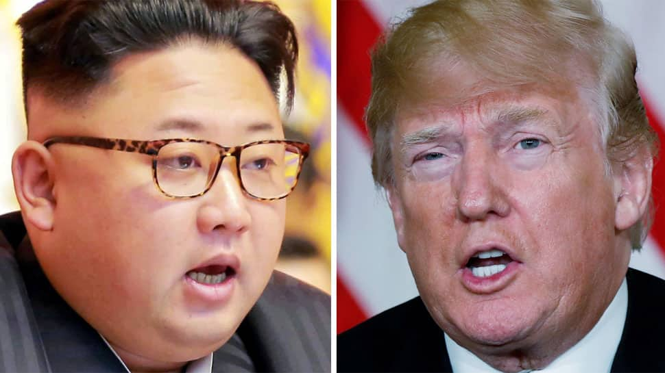 Donald Trump to meet Kim Jong-un on June 12 in Singapore for 'world peace'