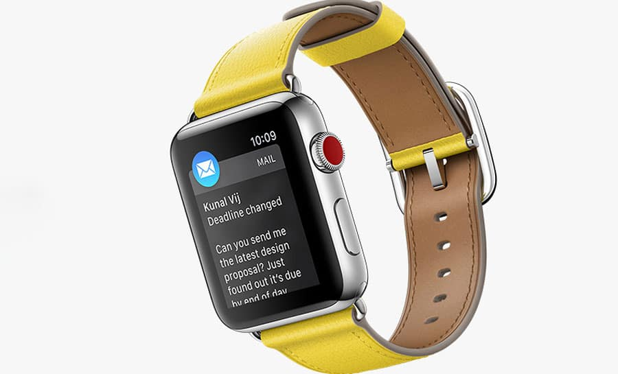 Apple Watch Series 3 goes on sale in India: All you want to know