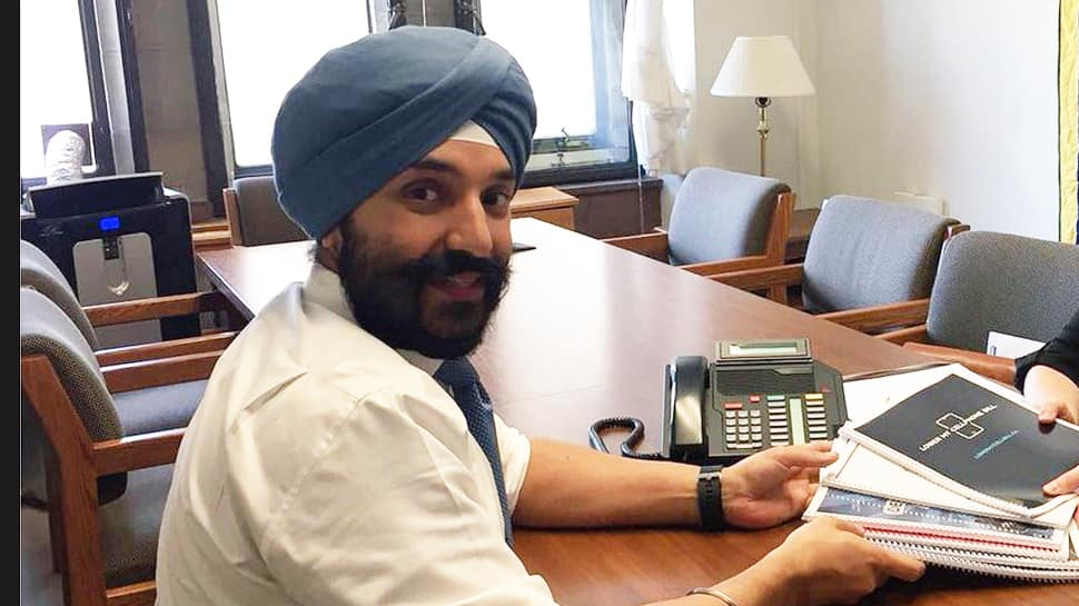 Canadian minister Navdeep Bains asked to remove turban at US airport, calls it an awkward experience