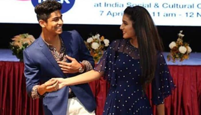 Priya Prakash Varrier and Roshan's romantic dance will give you major feels-Watch