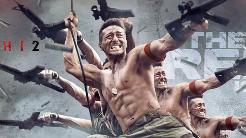 Tiger Shroff-Disha Patani's Baaghi 2 mints Rs 165 crore mark at Box Office