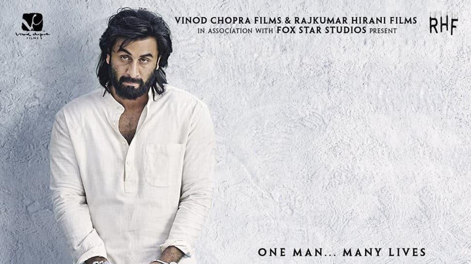 Sanju: Ranbir Kapoor recreates 1993 arrest of Sanjay Dutt in new poster — Must see