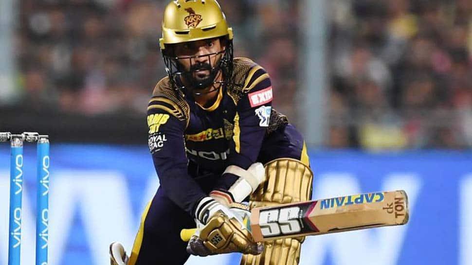 IPL 2018: Blistering fifties from Sunil Narine and Dinesh Karthik take KKR to season's highest 245/6