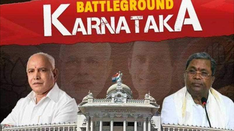 Watch Live streaming of Karnataka Assembly Elections 2018 Maha Exit Poll on Zee News
