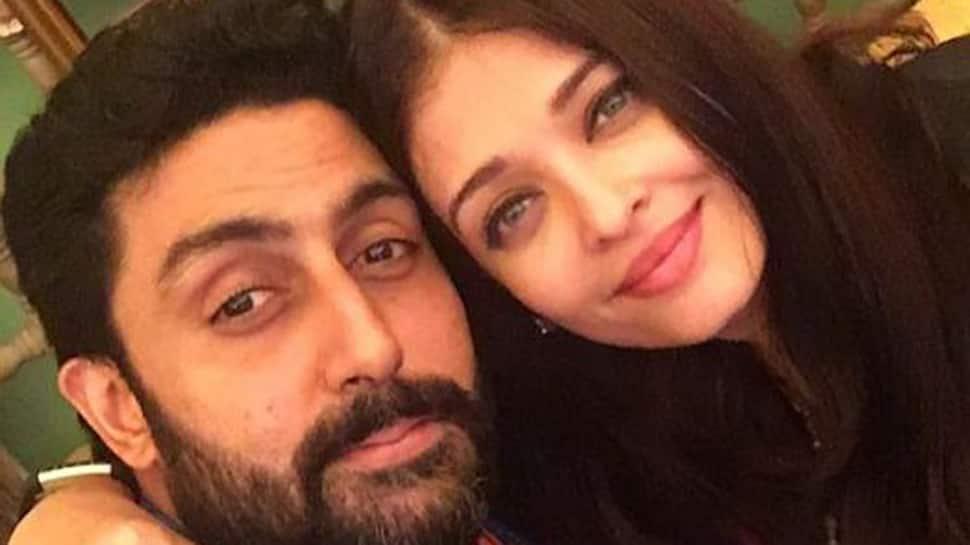 Abhishek Bachchan welcomes wifey Aishwarya Rai on Instagram with a throwback picture