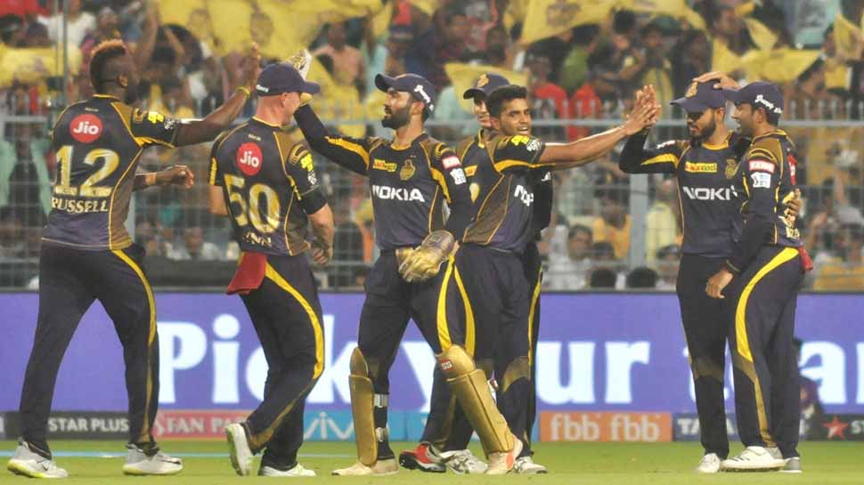 IPL 2018 points table after Matchday 36: KKR move up to fourth after beating KXIP